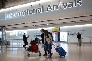 Coronavirus: Denmark, Slovakia and Iceland added to England's travel quarantine list