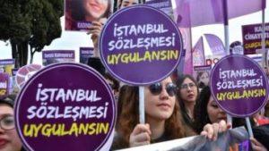 'Akıl değil, katkı verin, İstanbul Sözleşmesi'ni uygulayın'