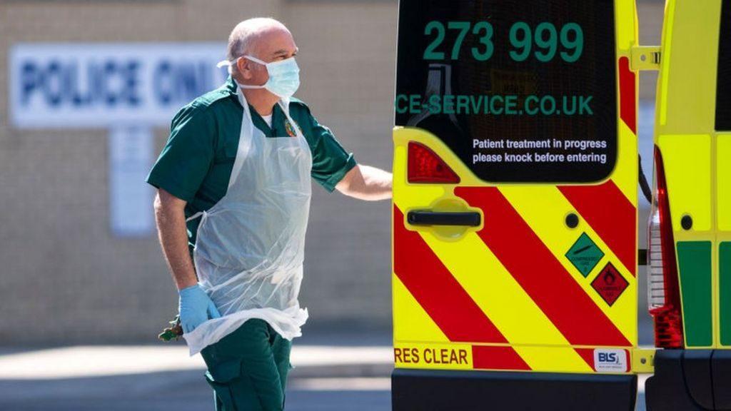 ONS: Coronavirus killed three times as many people as flu and pneumonia combined