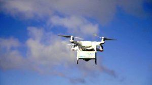 Drone ile faturalandırma dönemi başladı