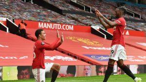 Manchester United rahat kazandı: 5-2