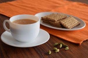 Brits turn to teas and biscuits for comfort
