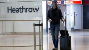 İngiltere'ye yurt dışından giriş yapanların karantina süresi düşürüldü