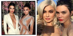 Kylie ve Kendall Jenner sahte kulaklıkların reklamını yaptı