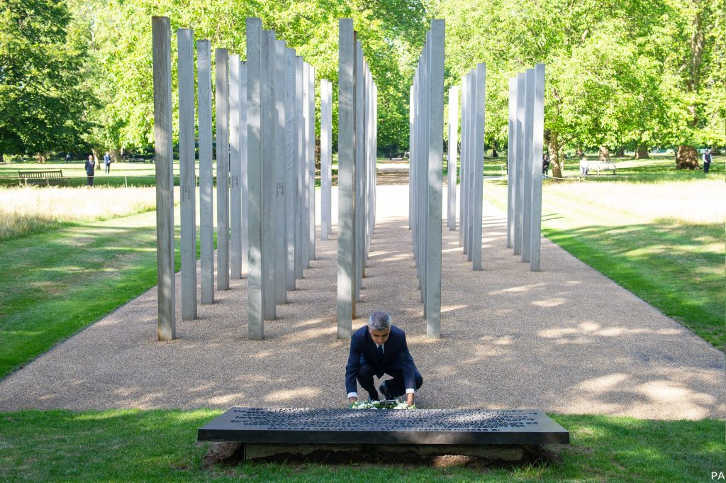 15 years on from the 7/7 London bombings