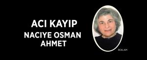 Naciye Osman Ahmet