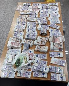 Sırbistan sınırında İngiltere vatandaşı Türk ailenin parasına el konuldu