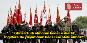 İngiltere'de yaşayan Kıbrıslı Türkler bedelli askerlik yasa değişikliği hakkında konuştu