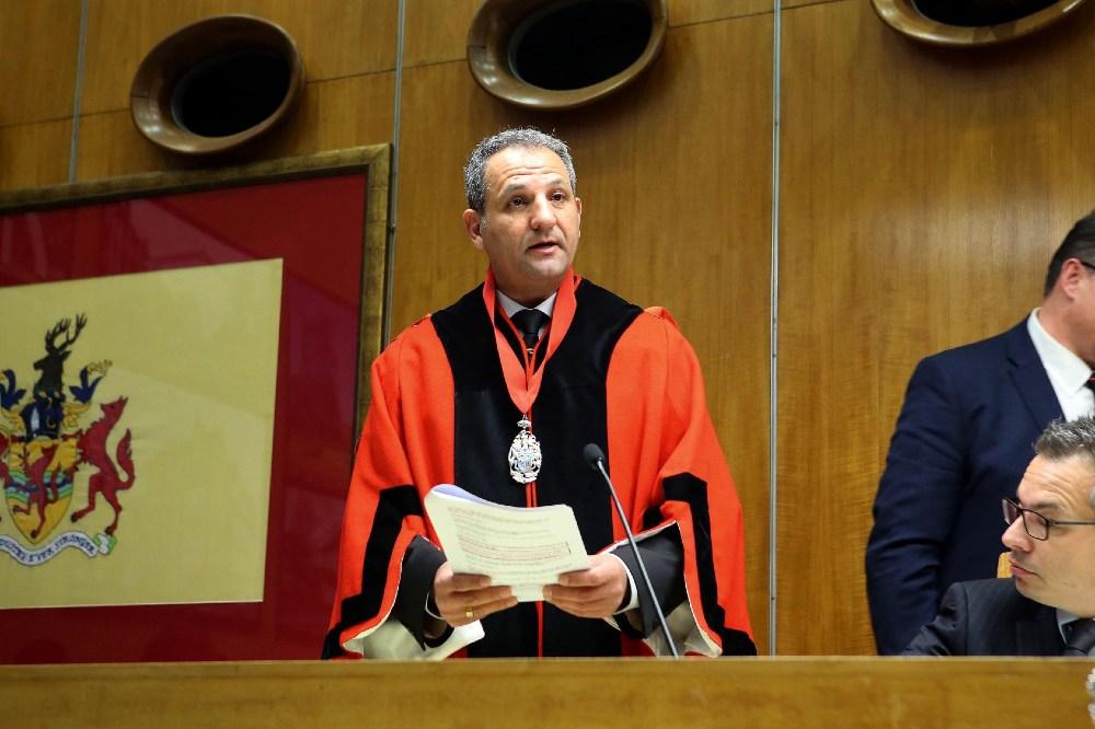 Sabri Ozaydin elected as Enfield's new Mayor