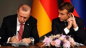 Türkiye ile Fransa arasında 'casusluk' iddiası