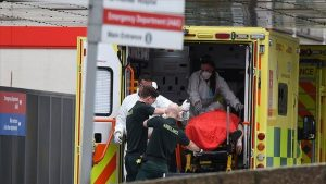İngiltere'de son 24 saatte 13 ölüm