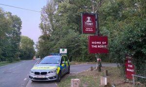 Enfield'de silahlı saldırı: Bir adam öldürüldü