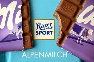 Ritter Sport, Milka'ya karşı 'kare çikolata' davasını kazandı