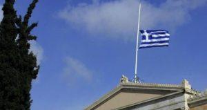 Yunanistan'da matem çanları çalınıyor