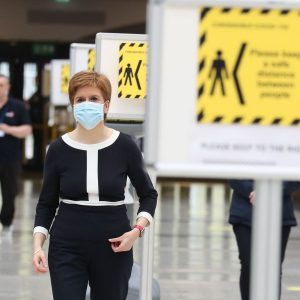 Scotland sees highest daily rise in COVID-19 infections in nearly three months