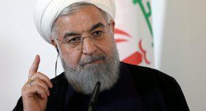 """Ruhani'den ABD'ye mesaj: """"Nükleer anlaşmaya dönerse anlaşma olur"""""""