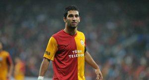 Arda Turan 9 yıl sonra Galatasarayda