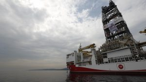 Turkey 'set to announce Mediterranean gas find,' according to presidential source
