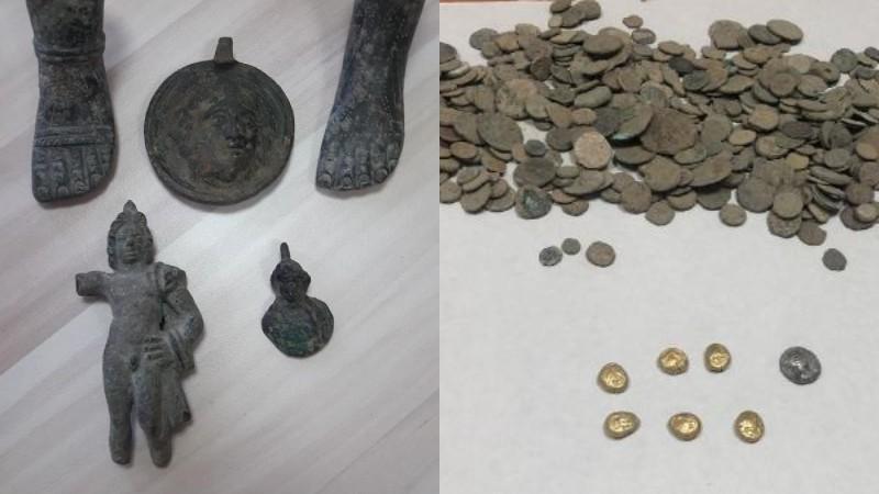 Türkiye'de 65 bin tarihi eser ele geçirildi