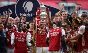 FA Kupası Arsenal kazandı