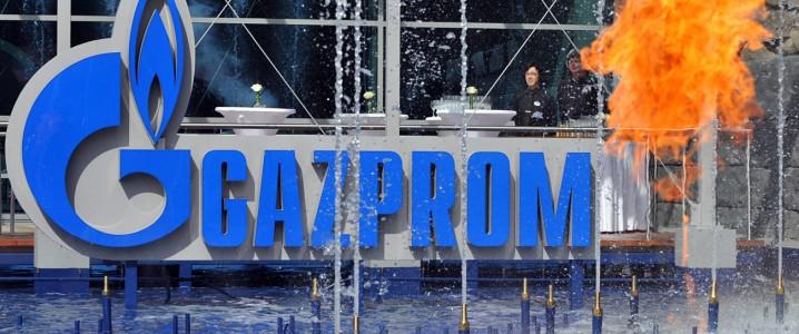 Gazprom'un doğal gaz ihracatında ciddi düşüş