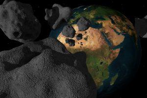NASA açıkladı: Bir göktaşı ilk kez Dünya'nın bu kadar yakınından geçti