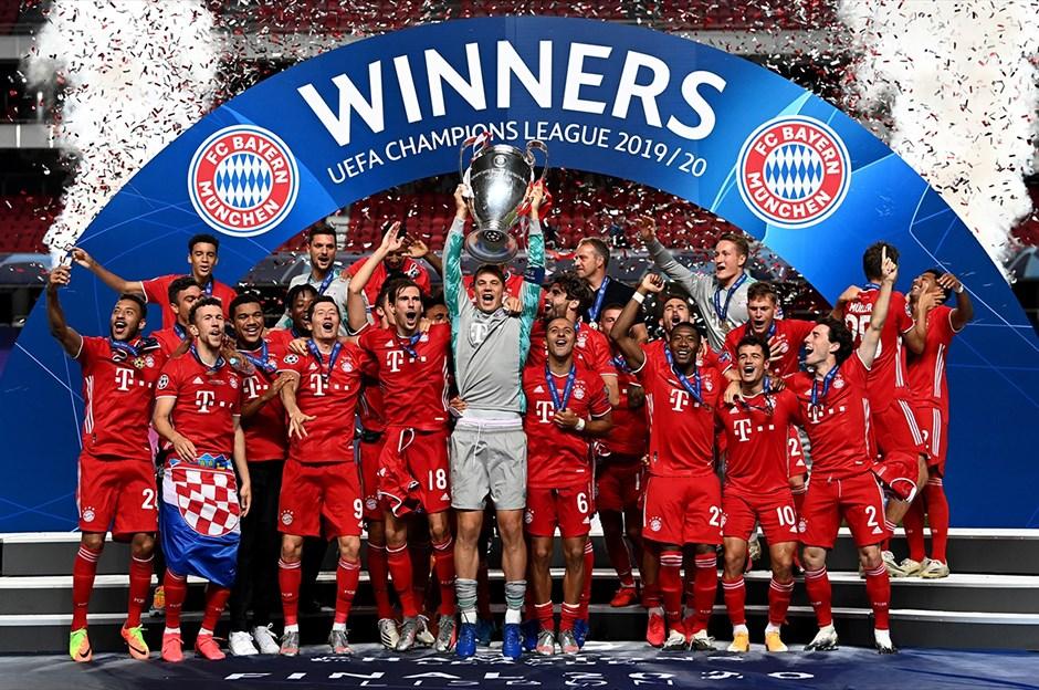 Avrupa'nın en büyüğü Bayern Münih