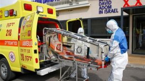 İsrail'de koronavirüs vakaları 80 bini aştı