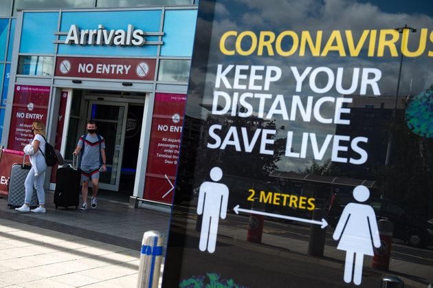 Belgium, Andorra, and Bahamas added to UK quarantine list