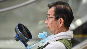 Japonya'da aşırı sıcak nedeniyle ölü sayısı yükseldi