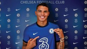 Thiago Silva Chelsea'de