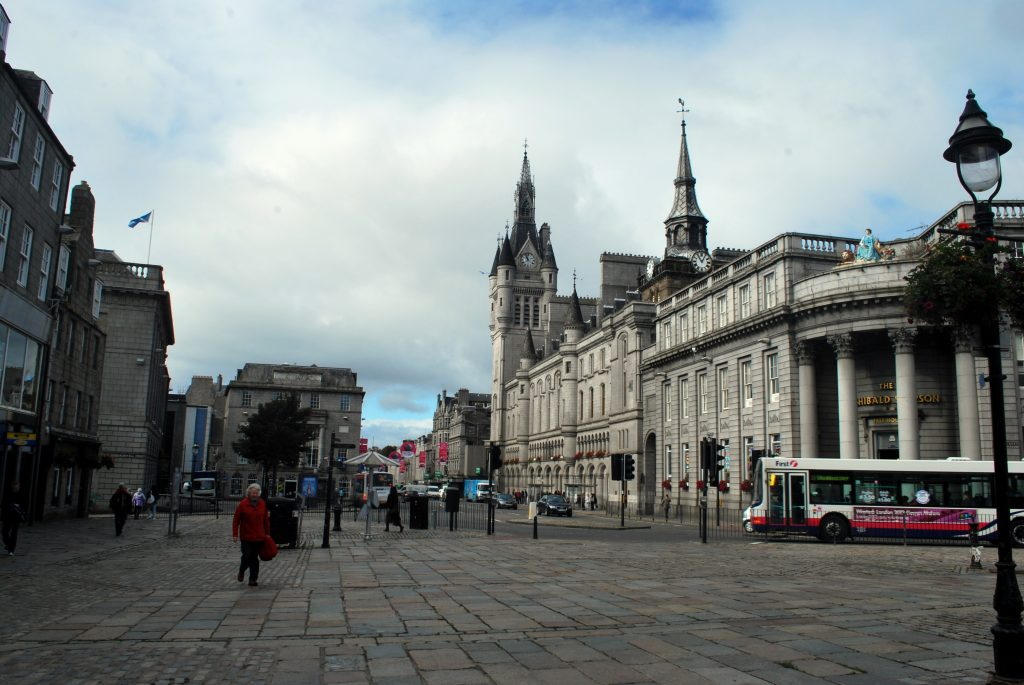 Local lockdown in Aberdeen as Covid cases spike
