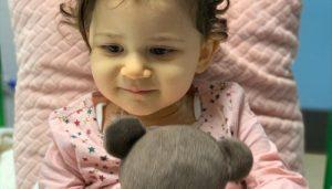 Minik Liya'nın hayata tutunabilmesi için uygun kök hücresi bulundu
