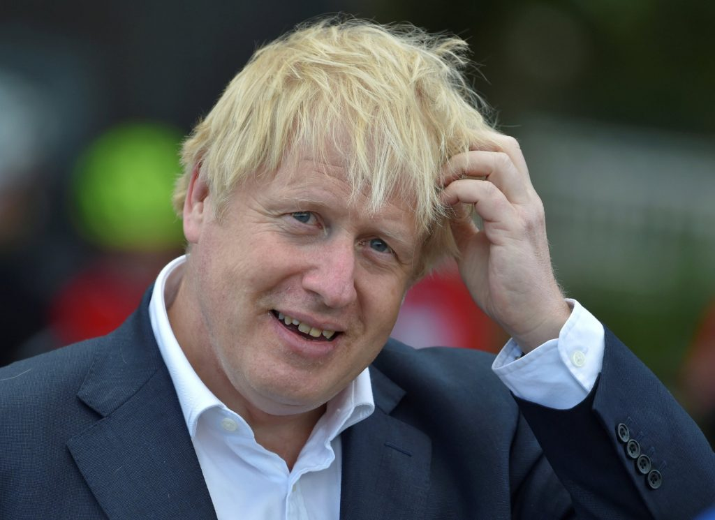 Boris Johnson accused of taking 'power naps' lasting up to three hours