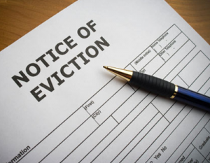 Eviction ban to be extended by four weeks