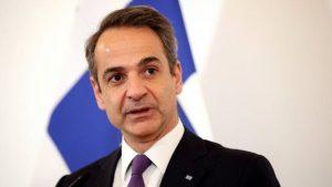 Yunanistan Başbakanı Miçotakis, Türkiye'ye hitaben 'Provokasyonları durdurun, iki medeni komşu olarak konuşalım' dedi