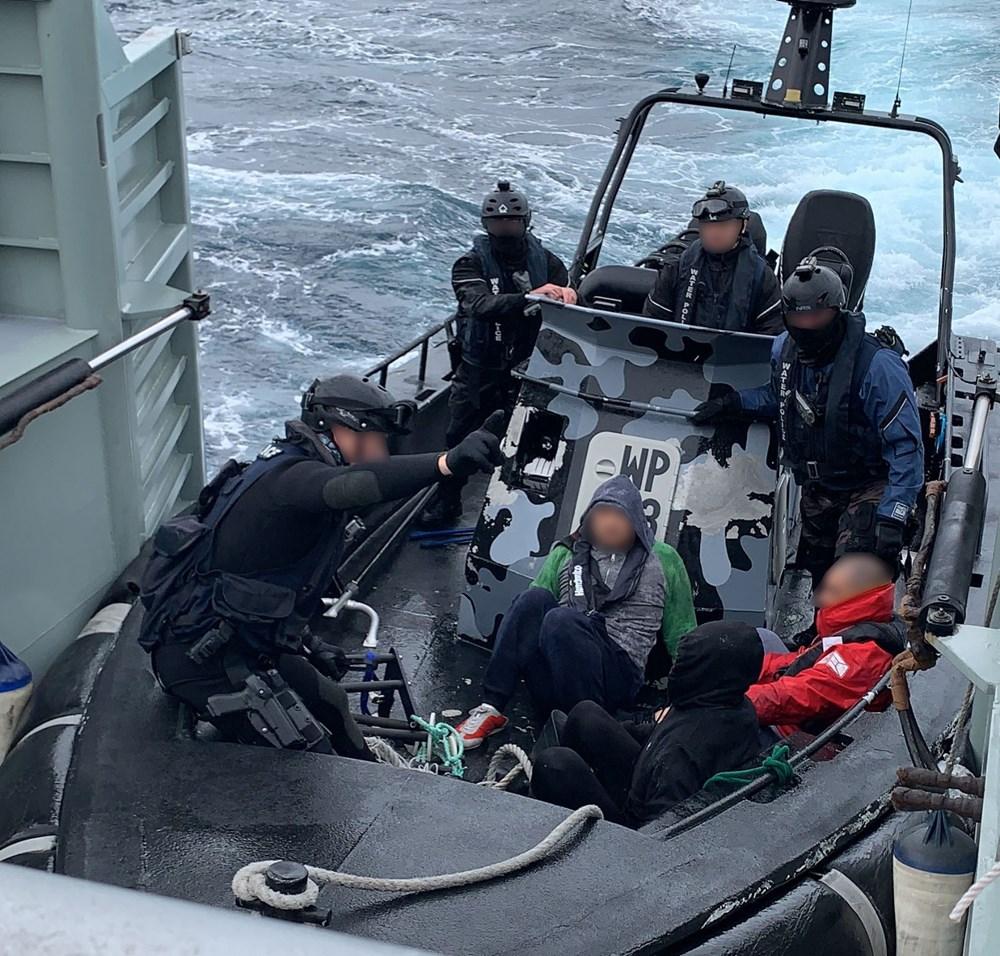 Avustralya'da bir teknede 1.9 ton kokain ele geçirildi
