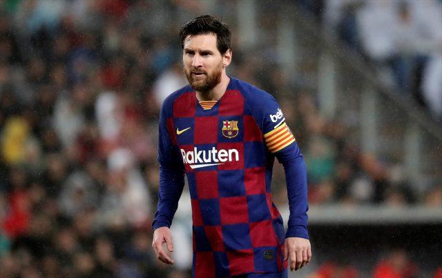 Messi için 450 milyon euro bonservis bedeli