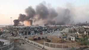 Beyrut'ta patlama: Lübnan halkı hükümeti ihmalle suçluyor