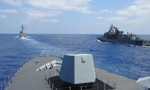 Turkey issues new Navtex for gunnery exercise in Eastern Mediterranean