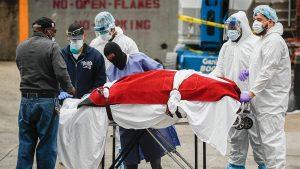 ABD: Ağustos-Aralık arası Covid-19'dan 140 bin kişi daha ölebilir