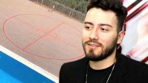 YouTuber Enes Batur, yeni evine helikopter pisti yaptırdı