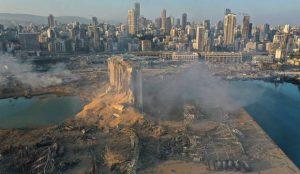 Beyrut'taki patlamada ölü sayısı 200'ü geçti