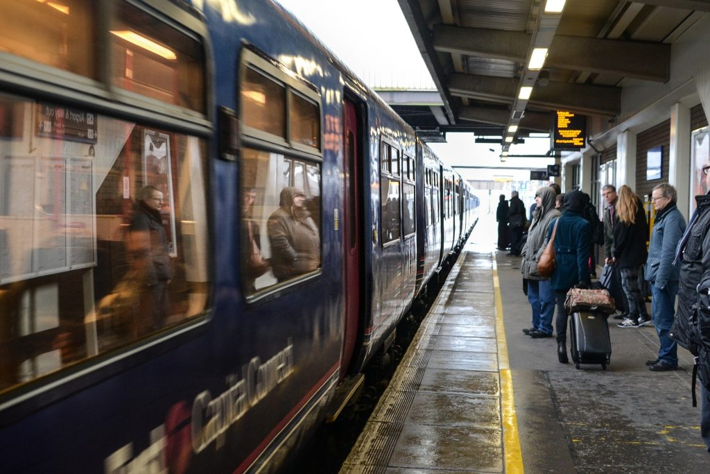 Rail fares to rise 1.6% in January