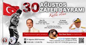 İADD'nin '30 Ağustos Zafer Bayramı kutlaması' gerçekleştirecek