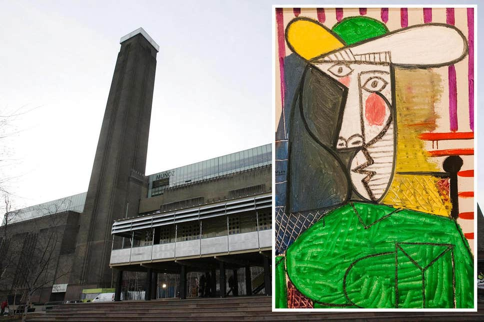 Student jailed for attack on Pablo Picasso's painting worth £20m