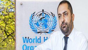 Kıbrıslı Türklerin Dünya Sağlık Örgütü'ne üyelik kampanyası Cenevre'ye taşındı