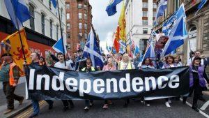 Covid-19 salgını bağımsızlık isteyen İskoçların sayısını artırdı
