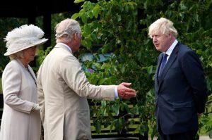 İngiltere'de 2. Dünya Savaşı'nın sona ermesinin 75. yıl dönümü töreni