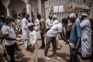 Afrika'da vaka sayısı 1 milyonu geçti, vakaların çoğu tek ülkede